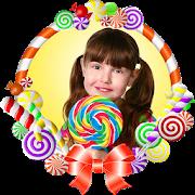 Candy Photo Frames APK