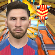 Subway Soccer Run World - 3D Soccer Run APK