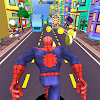 Subway Spider-Run Adventure World APK