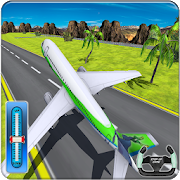 Airplane Flight Adventure: Games for Landing APK