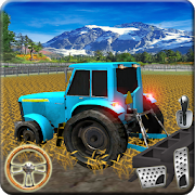 Tractor Driving in Farm – Extreme Transport Games APK
