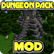 The Dungeon Pack Mod for MCPE APK
