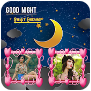Night Dual Photo Frames APK
