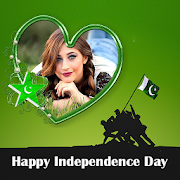 Pak Independence Day Photo Frame APK