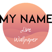 My Name Wallpaper 2.1 Android Latest Version Download