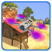 Amazing Drones - Free Flight Simulator Game 3D APK