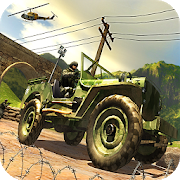 US Military Truck Drive: Army Vehicle Driving 2018 APK