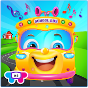 The Wheels on the Bus - Learning Songs & Puzzles APK
