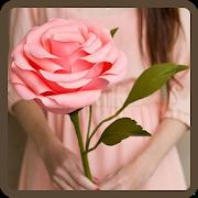 Paper Flower Craft APK