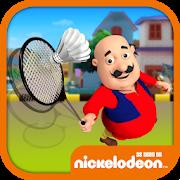 Motu Patlu Badminton APK