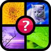 Guess the word ~ 4 pics 1 word APK