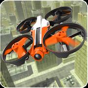 Drone Attack War - City Pilot Air Flight Battle APK