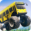 Crazy Monster Bus Stunt Race APK