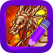 Learn How to Draw Dragons APK