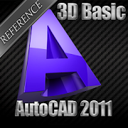 3D AutoCad 2011 Reference APK