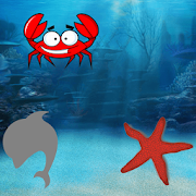 Fishes Toddlers Puzzle APK