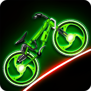 High Speed Extreme Bike Race Game: Space Heroes APK