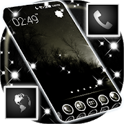 Black&White Launcher Theme APK