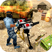 US Gunner Attack Field: FPS Shooting Strike APK