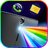 Color Flash Light Alert Calls APK