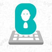 Bobble Keyboard - GIF, Emojis, Fonts, & Themes APK