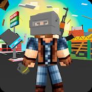 Pixel block: battlegrounds APK