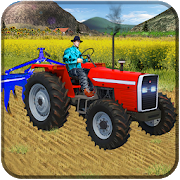 Real Tractor Driving Games 2018 New: Offroad Drive APK
