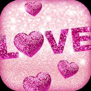 Glitter Love Wallpaper APK