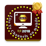 Live Tv Channels on mobile 2018 APK