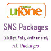 Ufone SMS Packages 2018 APK