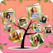 Tree Collage Photo Maker APK