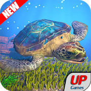 Sea Turtle Simulator 2018: Turtle Adventure games APK