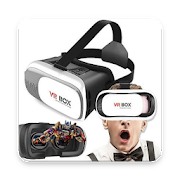 VR BOX 3D vr 360 games video play 1.0 Android Latest Version Download