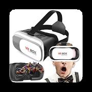 VR BOX 3D vr 360 games video play APK