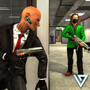 Secret Agent Stealth Bank Robbery Master Spy Game APK