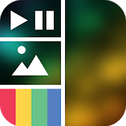 Vidstitch Free - Video Collage APK