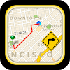 GPS Driving Route APK