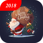 Merry Christmas 2018 Wallpaper APK