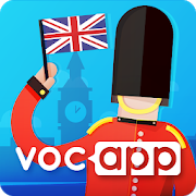 Voc App - Learn English Vocabulary with Flashcards APK