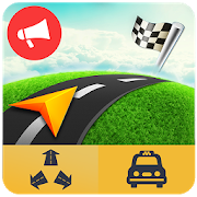 GPS Voice Navigation & GPS Maps Tracker APK