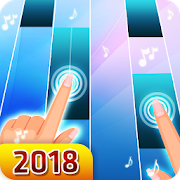 Blue Piano 2018 APK