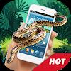 Snake On Screen Hissing Joke App APK