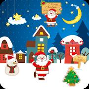 Christmas City Live Wallpaper APK
