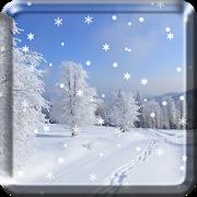 Winter Snow Live Wallpaper HD APK