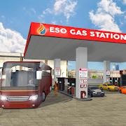 Smart Bus Wash Service: Gas Station Parking Games APK