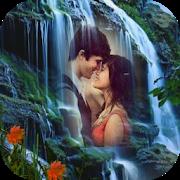Waterfall Photo Frame APK