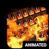 Burning Animated Keyboard APK