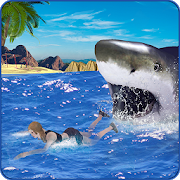 Blue Whale 2017 - Angry Shark World APK
