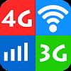 Wifi, 5G, 4G, 3G speed test APK