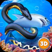 Sea Serpent Monster Snake Sim APK
